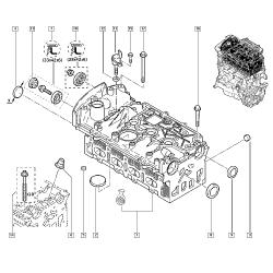 ΤΣΙΜΟΥΧΑ ΕΚΚΕΝΤΡΟΦΟΡΟΥ ΤΑΠΑ RENAULT OPEL SUZUKI 63.20MM X6 MM